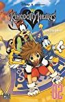 Kingdom Hearts, tome 2 par Amano