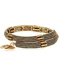 Alex and Ani Womens Cosmic Messages - Nova Wrap Bracelet