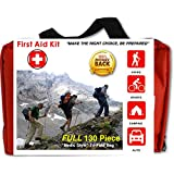First Response Compact 130 Piece First Aid Kit