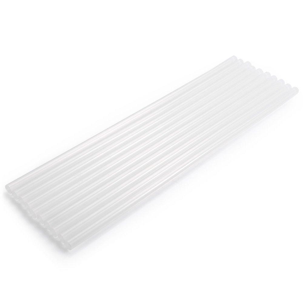 10PCS 7 x 270mm Hot Melt Glue Stick for Craft Electric Heating Glue Stick