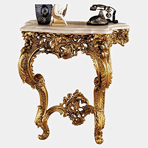 the best attitude a94ba 0ed31 Amazon.com: Resin Console Table with Faux Marble Top ...