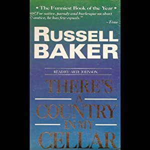 There's a Country in My Cellar Audiobook