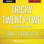 Tricky Twenty-Two: A Romance Mystery by Janet Evanovich | Unofficial & Independent Summary & Analysis | Leopard Books