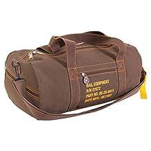 Rothco Canvas Equipment Bag - Brown