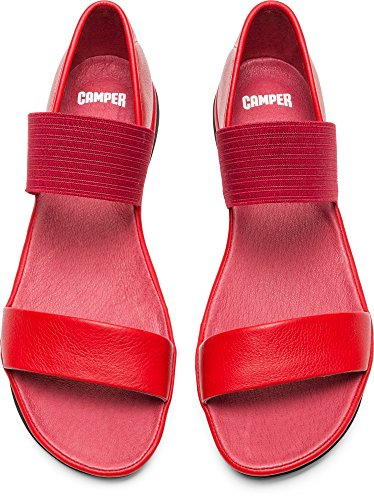 Sandali Donna Camper 008 Rosso Right 21735 xTq1nwpZ0