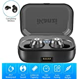 Wireless Earbuds Bluetooth Headphones iPX7 Waterproof 72H Cycle Time, 2200mAh Bluetooth 5.0 Auto Pairing Wireless Earphones Bluetooth Headset with Charging Case