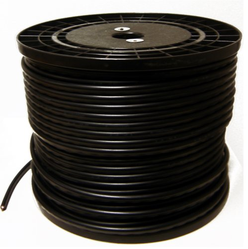 Q-See QS59500 UL Rated E475392 500 Feet Siamese Cable w/RG-59 & 2 Copperwires for Power (Colors may vary)