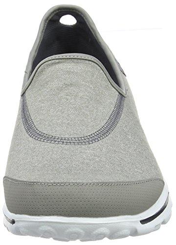 Skechers Go Walk - Zapatos Mujer Gris (Gry)