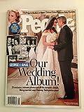 People Magazine October 13, 2014 George Clooney Wedding