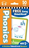 Phonics Christian 50-Count Flash Cards (I m Learning the Bible Flash Cards)
