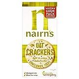 Nairn's Oat Cracker Thins 171g - Pack of 6