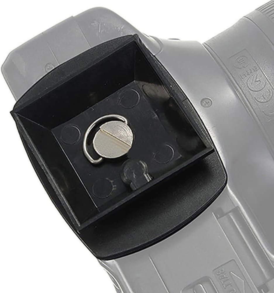 1//4 Screw Thread 4.4cm x 4.4cm Base DSLR SLR Camera Tripod Quick Release Plate//Shoe