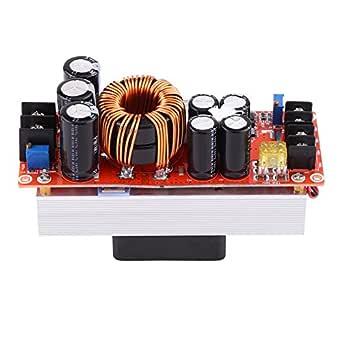 Convertidor de impulso DC-DC, módulo de impulso, 1500 W ...