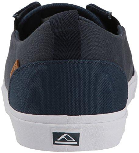 Reef Mens Otto Sneaker Blu / Bianco