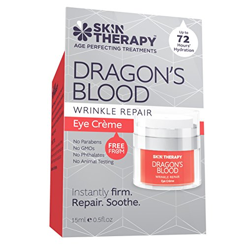 Skin Therapy Dragon s Blood Wrinkle Repair Eye Creme, 15g 0.5oz