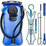 WACOOL 3L 3L 100oz BPA Free EVA Bolsa de hidratación, depósito de Agua a Prueba de Fugas