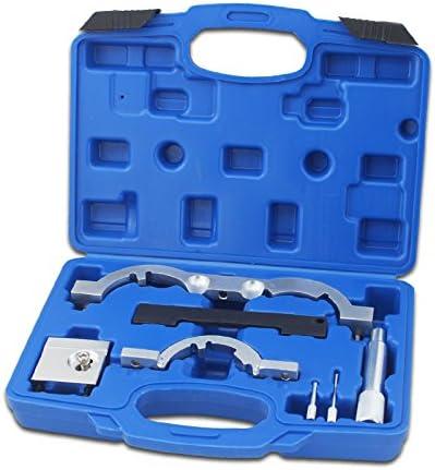5 tlg Opel Werkzeug Steuerzeiten Arrtierwerkzeugsatz Werkzeug Steuerkette
