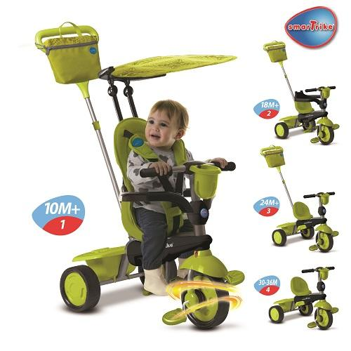 smartrike 2 in 1 fun green red amazon co uk toys games rh amazon co uk Smart Trike Assembly smart trike instruction manual pdf