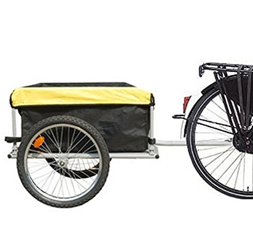 SKB Family Bike Trailer with Cover 4.9 Cubic Feet New Luggage Cargo Carrier