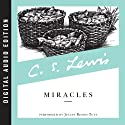 Miracles Audiobook by C. S. Lewis Narrated by Julian Rhind-Tutt