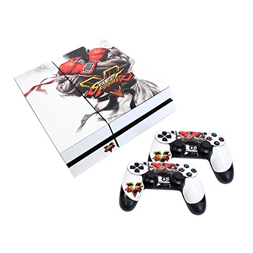 Official Street Fighter V Ps4 Console Skin Buy Online In Bahamas
