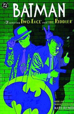 Batman Featuring Two Face & The Riddler TP