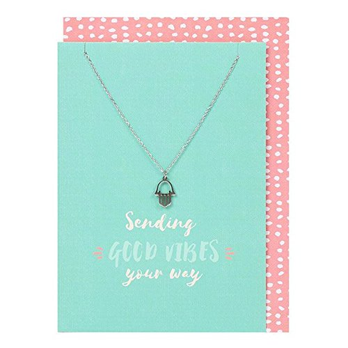 Sending Good Vibes Necklace And (Fuze Necklace)