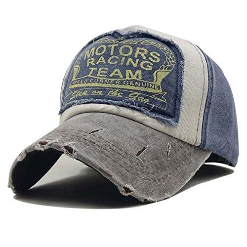 Hat de Casquette Chapeaux Coffee Casquette de LanLan broyage Hip Baseball Cap Équipée Coton Bouchon Snapback Rétro Unisexe hop 5Yxwfqz