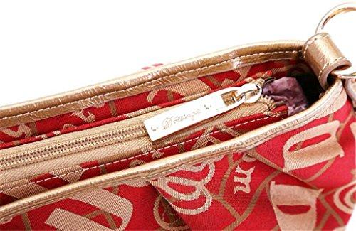 Ocio Lona Ocio Bolsa Recorrido señoras La los del Oxford del de BAO Bolso 31 8cm el la el Las el Cloth Bolso de 17 del Mensajero 3 3 de Hombro de de Bolso x7R5FB5wq