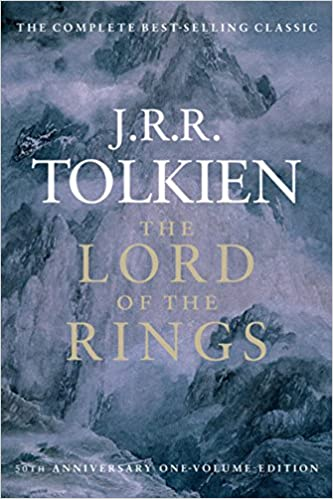 Image result for the lord of the rings book