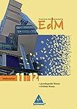 Elemente der Mathematik SII - Ausgabe 2009 für Niedersachsen: Schülerband 11 / 12