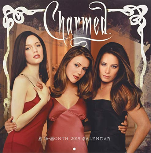 Click for larger image of Charmed 2019 Calendar