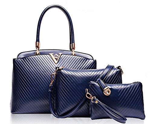 Dorado Asas Azul De Mujer Para Yiyida Bolso gZwXnq