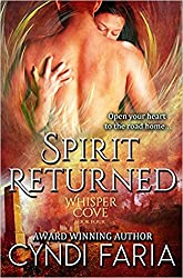 Spirit Returned (Whisper Cove Book 4)