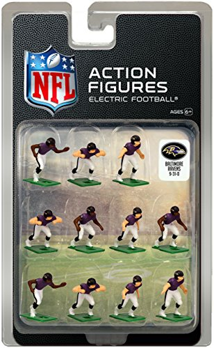 Tudor Games Baltimore RavensHome Jersey NFL Action Figure Set by Tudor Games