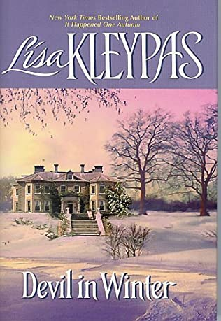 book cover of   The Devil in Winter