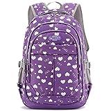 Goldwheat Women Girls Backpack School Bookbag Shoulder Bag Daypack