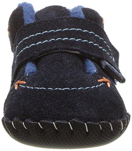 Pediped Baby, Jungen Ronnie Stiefel blau (marineblau)