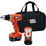 BLACK & DECKER GCO12SFB 12-Volt Drill/Driver with Stud Sensor Kit - TWO YEAR
