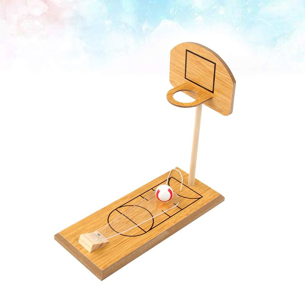 YeahiBaby Juegos de Baloncesto de Escritorio Mini Juego de Tiro de ...