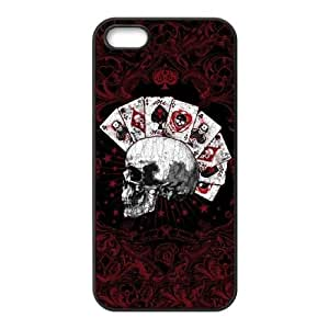 iPhone 4 4s Cell Phone Case Black Aces of Anarchy JNR2197500