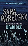 Front cover for the book Deadlock by Sara Paretsky