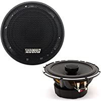 SA-6.5 CX - Sundown Audio 6.5 50W RMS Coaxial Speakers