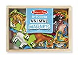 Melissa & Doug 20 Animal Magnets in a Box