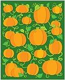 Carson Dellosa Pumpkins Shape Stickers 96Pk (168025)