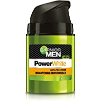 Garnier Men PowerWhite Anti-Pollution Brightening Moisturiser,50g