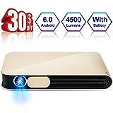 Best 3d Hd Projectors - WOWOTO CAN Pro Projector 3D DLP 4500 Lumens Review