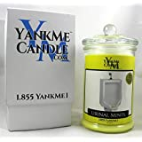 Yank Me Candle 'Urinal Mints' Scented Candles