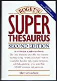 Roget's Superthesaurus, Marc McCutcheon, 0898798655