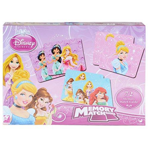 Princess Memory Match Game by Cardinal